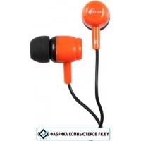 Наушники Ritmix RH-020 (черный/оранжевый)