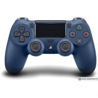 Геймпад Sony DualShock 4 для PS4 [PS719874768] (синяя полночь)