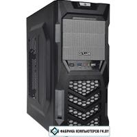 Корпус Delux DLC-ME879 (черный/серый)