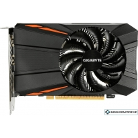 Видеокарта Gigabyte GeForce GTX 1050 D5 3GB GDDR5 GV-N1050D5-3GD