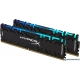 Оперативная память HyperX Predator RGB 2x8GB DDR4 PC4-23400 HX429C15PB3AK2/16