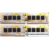 Оперативная память GeIL Dragon White 2x8GB DDR4 PC4-19200 GWB416GB2400C16DC