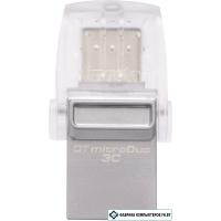 USB Flash Kingston DataTraveler microDuo 3C 128GB [DTDUO3C/128GB]