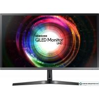 Монитор Samsung U28H750UQI [LU28H750UQIX]