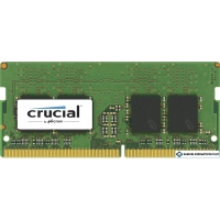 Оперативная память Crucial 4GB DDR4 SODIMM PC4-19200 [CT4G4SFS624A]