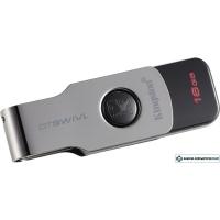 USB Flash Kingston Data Traveler SWIVL 16GB