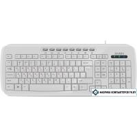 Клавиатура SVEN KB-C3050 (белый)