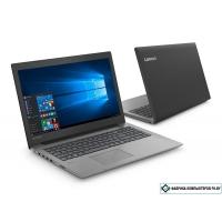 Ноутбук Lenovo Ideapad 330 15 81DE01V0PB 8 Гб