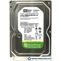 Жесткий диск WD AV-GP 320GB (WD3200AUDX)