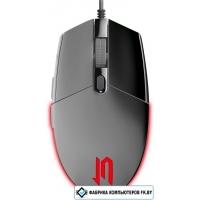 Мышь Jet.A OM-U55 LED (серый)