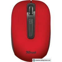 Мышь Trust Aera (красный)