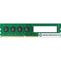 Оперативная память Apacer 4GB DDR3 PC3-12800 DG.04G2K.KAM