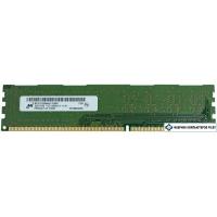 Оперативная память Micron 2GB DDR3 PC3-12800 MT8JTF25664AZ-1G6M1