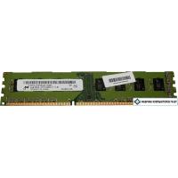 Оперативная память Micron 4GB DDR3 PC3-12800 MT16JTF51264AZ-1G6M1