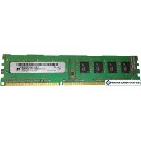 Оперативная память Micron 4GB DDR3 PC3-12800 MT8JTF51264AZ-1G6E1