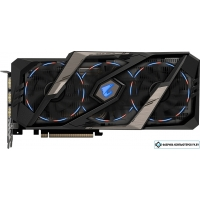 Видеокарта Gigabyte Aorus GeForce RTX 2070 Xtreme 8GB GDDR6 GV-N2070AORUS X-8GC