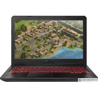 Ноутбук ASUS TUF Gaming FX504GD-E41087