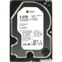 Жесткий диск HGST Ultrastar 7K2 2TB [HUS722T2TALA604]