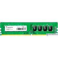 Оперативная память A-Data Premier 8GB DDR4 PC4-21300 AD4U2666316G19-B