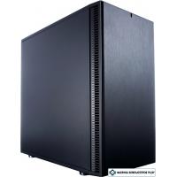 Корпус Fractal Design Define Mini C Black [FD-CA-DEF-MINI-C-BK]