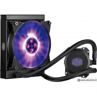 Кулер для процессора Cooler Master MasterLiquid ML120L RGB