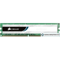 Оперативная память Corsair Value Select 4GB DDR3 PC3-10600 (CMV4GX3M1A1333C9)