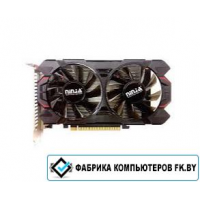 Видеокарта Sinotex Ninja GeForce GTX 1060 3GB GDDR5 NK106FG35F