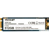 SSD Patriot Scorch M.2 512GB PS512GPM280SSDR