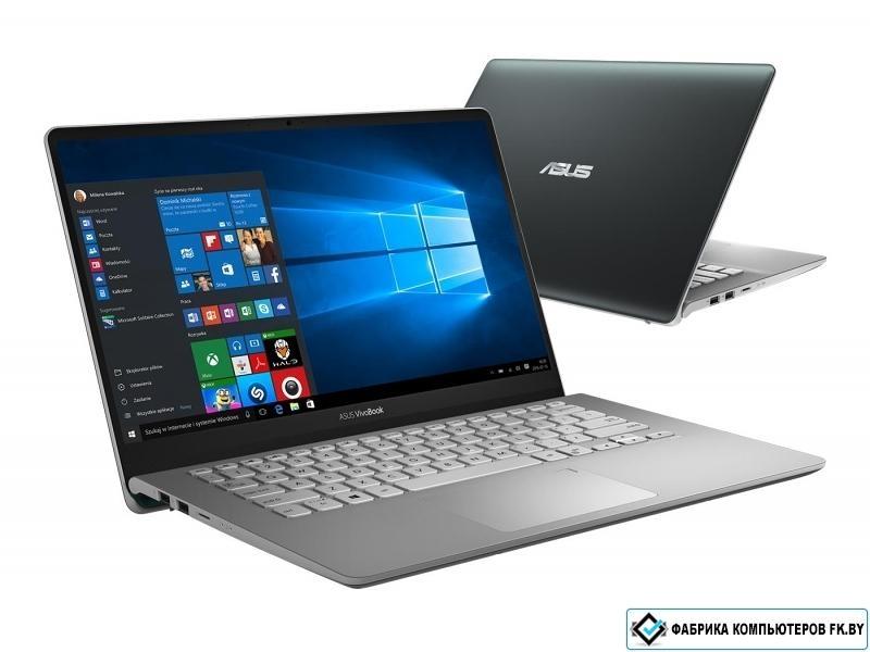 Ноутбук ASUS VivoBook S14 S430UN-EB068T