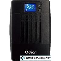 Источник бесперебойного питания Qdion QDV650