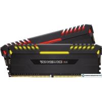 Оперативная память Corsair Vengeance RGB 2x8GB DDR4 PC4-25600 CMR16GX4M2C3200C16