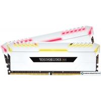 Оперативная память Corsair Vengeance RGB 2x8GB DDR4 PC4-25600 CMR16GX4M2C3200C16W