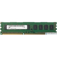 Оперативная память Micron 4GB DDR3 PC3-12800 (MT9KSF51272AZ-1G6)