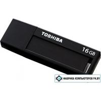 USB Flash Toshiba Daichi U302 16GB [V3DCH-016G] (черный)