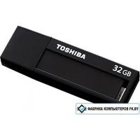 USB Flash Toshiba Daichi U302 32GB (черный)