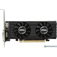 Видеокарта MSI Radeon RX 550 LP OC 4GB GDDR5