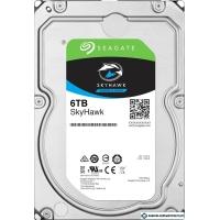 Жесткий диск Seagate Skyhawk 6TB ST6000VX001