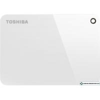 Внешний накопитель Toshiba Canvio Advance HDTC910EW3AA 1TB (белый)