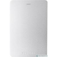 Внешний накопитель Toshiba Canvio Alu HDTH310ES3AB 1TB (серебристый)