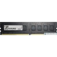 Оперативная память G.Skill Value 8GB DDR4 PC4-19200 F4-2400C17S-8GNT