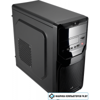 Корпус AeroCool QS-183 Black Edition