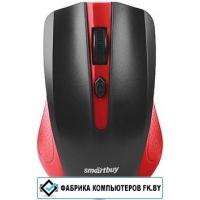 Мышь SmartBuy One 352AG (черный/красный)