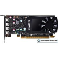 Видеокарта PNY Quadro P600 2GB GDDR5 [VCQP600BLK-1]