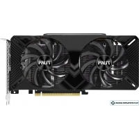 Видеокарта Palit GeForce GTX 1660 Ti Dual OC 6GB GDDR6 NE6166TS18J9-1160A