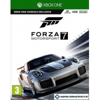 Игра Forza Motorsport 7: Стандартное издание для Xbox One