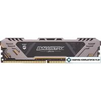 Оперативная память Crucial Ballistix Sport AT 8GB DDR4 PC4-24000 BLS8G4D30CESTK