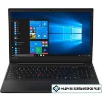 Ноутбук Lenovo ThinkPad E590 20NB0012RT 32 Гб