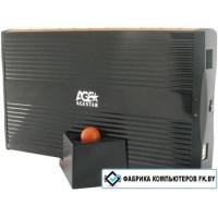 Бокс для жесткого диска AgeStar SUB3A1 Black/Orange