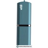 USB Flash Silicon-Power Marvel M50 Blue 8GB (SP008GBUF3M50V1B)
