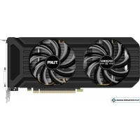 Видеокарта Palit GeForce GTX 1060 GamingPro OC+ 6GB GDDR5X NEB1060U15J9-1045D